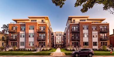 Ohio City Luxury Apartment Community
