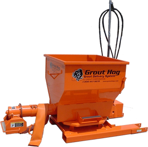 EZG Manufacturing Grout Hog Pump GH75