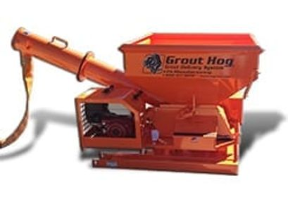 EZG Manufacturing Grout Hog Pump UGH75
