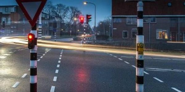 Led Traffic Lights - The Pavement Light Company
