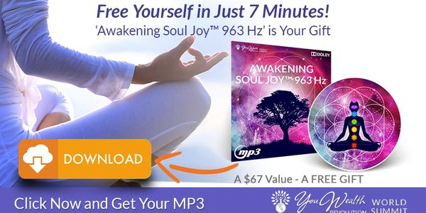 The Largest Free Transformational Energy Healing and Meditation Community on the Planet!