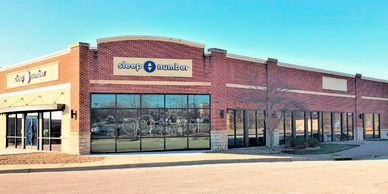Outparcel End Cap Space for Rent  - Liberty MO Dense retail & restaurants in trade area