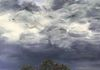 Avonside Storm - acrylic on canvas (80x100cm) SOLD
