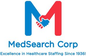 Our sister healthcare staffing agency. MedSearch Corp.