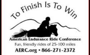 American Endurance riders Conference logo