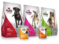 Nulo Pet Food for dogs & cats available locally at Wine Country Pet Boutique & Spa