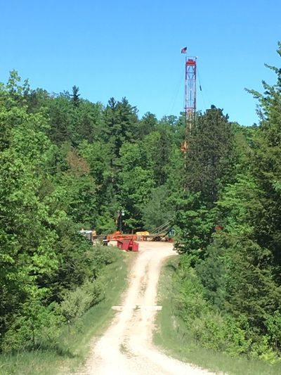 Grand Traverse County Drill Site