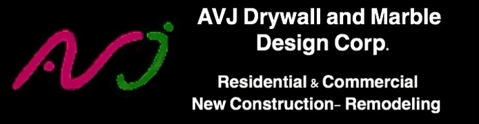 AVJ DRYWALL AND MARBLE DESIGN CORP