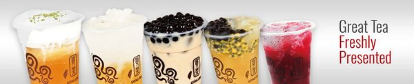 the best bubble tea brands around the world.