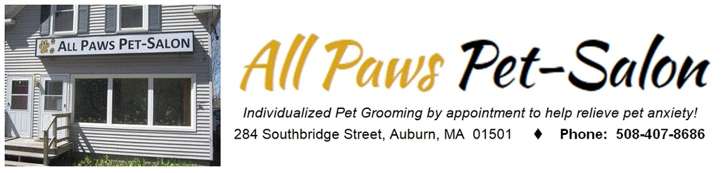 All Paws Pet-Salon