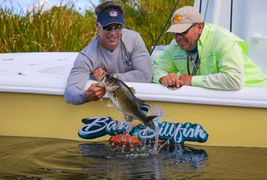 Florida Everglades Bass Fishing Peacock Bass Guide Charter