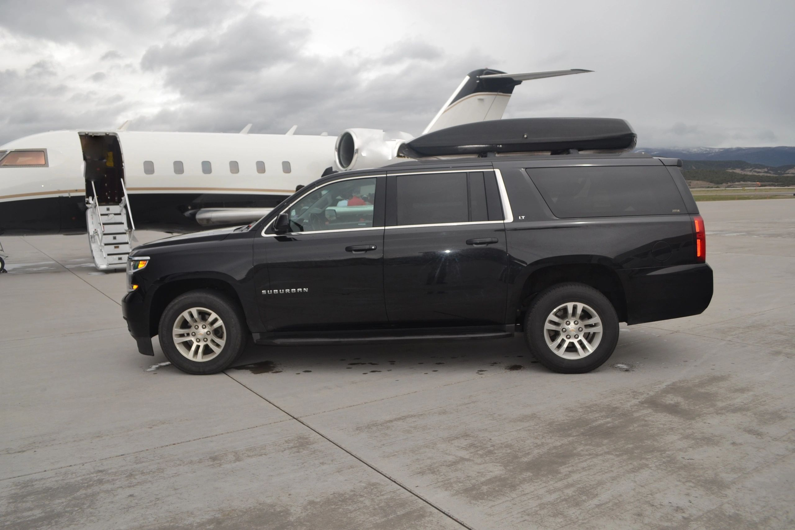 Vail Transportation Service serving Vail Valley Jet Center