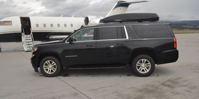 Vail Transportation Service. Eagle to Vail or Aspen for private aircraft and FBO guests.