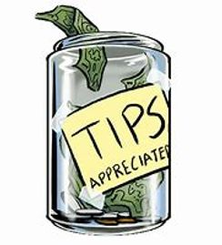 Tipping guide Vail Transportation Service