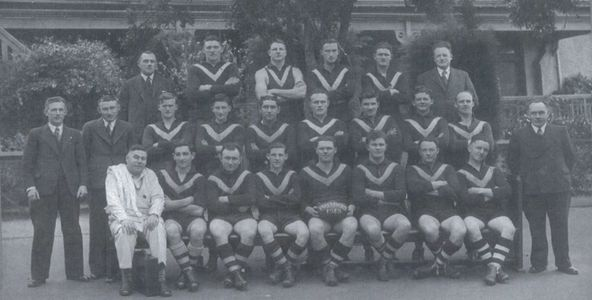 Early History of St Pauls Football Netball Club - 1942 photos