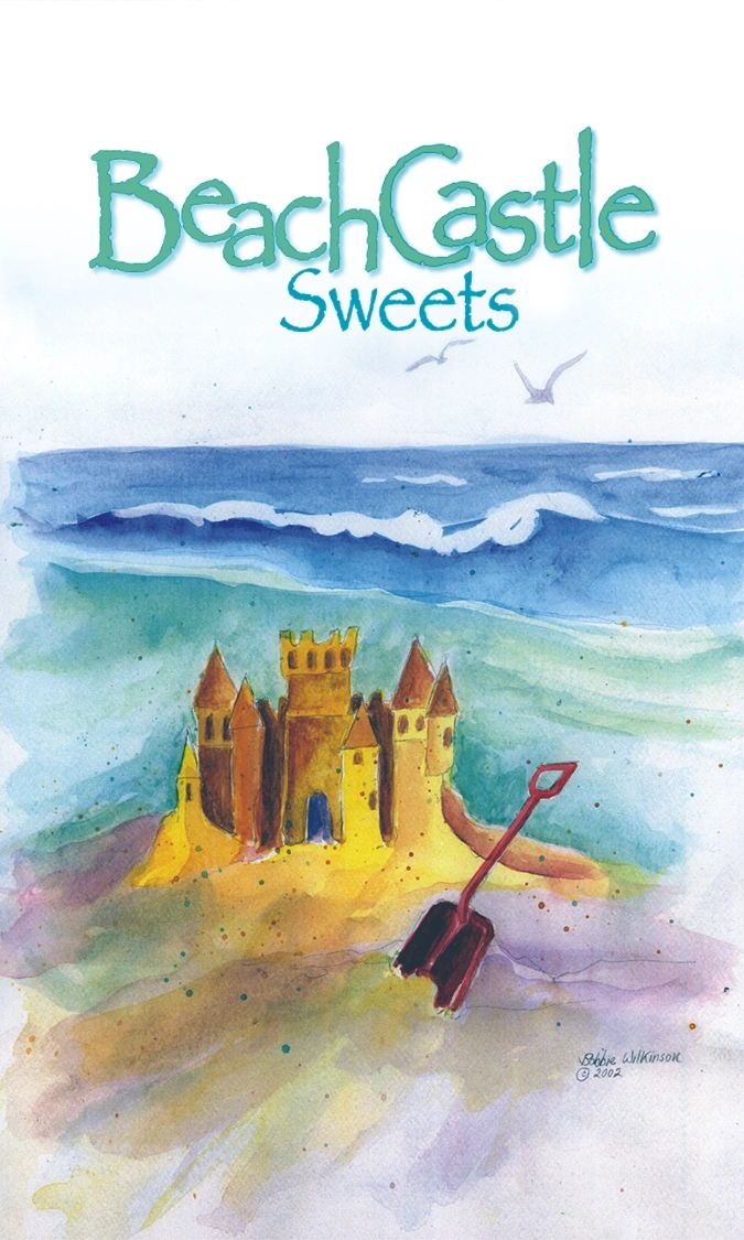 beachcastle sweets logo