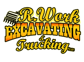 R Work Excavating & TRUCKING LLC