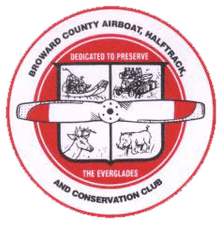 Broward County Airboat Halftrack Conservation Club