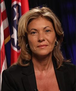 District Attorney Lisa Zavoginnais (TN-31)