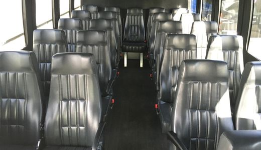 executive shuttle bus
