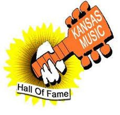 KMHoF logo. Art by Mark Valentine