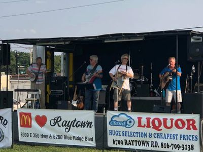 Riverrock at Raytown Live! Photo by Michael McDonough, Mayor of Raytown MO