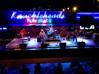 Riverrock at Knuckleheads Saloon, K.C. MO, Photo by Steven Smith