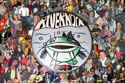 Riverrock collage circa 2010.  Graphics by Julia Kasten.