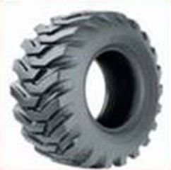 15.5-25 Firestone Super Ground Grip Foam Filled. Direct replacement for 13.00-24 on 10 hole wheel.