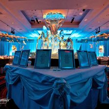 blue steel has the best event wedding designers in the industry wow factor wedding lighting award