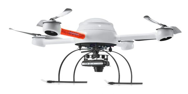 Microdrones CSI Mapping Forensic Mapping Accident Reconstruction Drones DJI Phantom Inspire