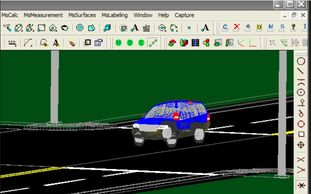 Accident Reconstruction CSI Mapping Animation Forensic Mapping