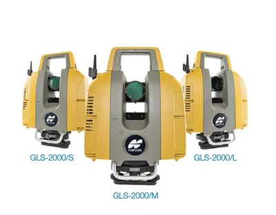 Topcon GLS-2000 Laser Scanner used in Forensic Mapping for Accident Reconstruction