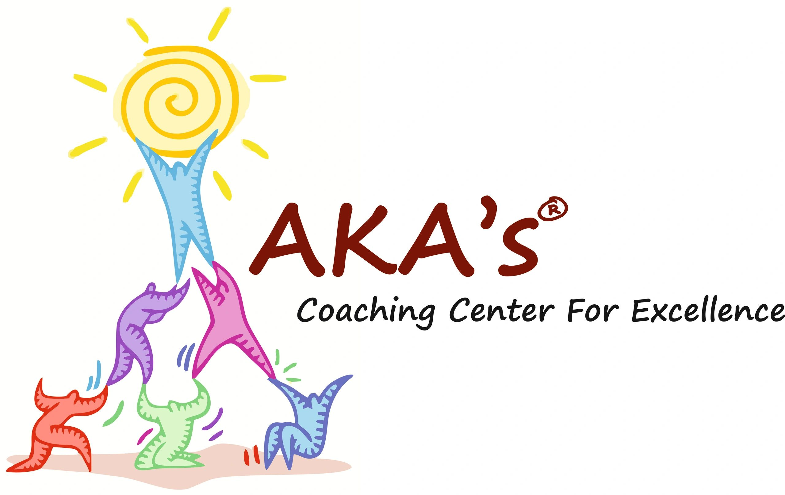 AKA's Coaching Center for Excellence LOGO