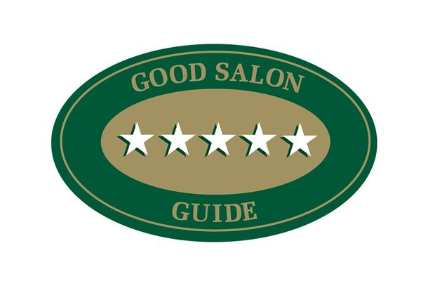 We are extremely proud to announce that we have been awarded a 5 star salon with the good salon guid