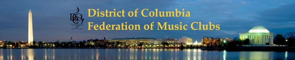 District of Columbia Federation of Music Clubs (DCFMC)