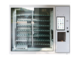 S18 Series Automated Vending Machine