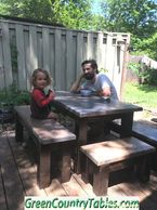 Kid's Picnic Table, kid's Farm Table, kid's beds