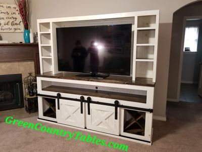 Designed and handcrafted to fit your entertainment needs, keeps scrolling for pricing.