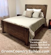 Cheyenne's Farmhouse Bed