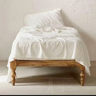 King queen full twin bed