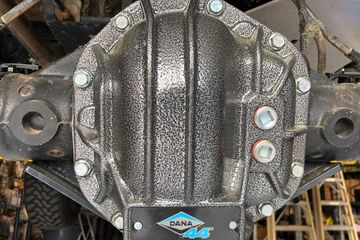 East Coast Gear Supply Nodular Iron Dana 44 Differention cover