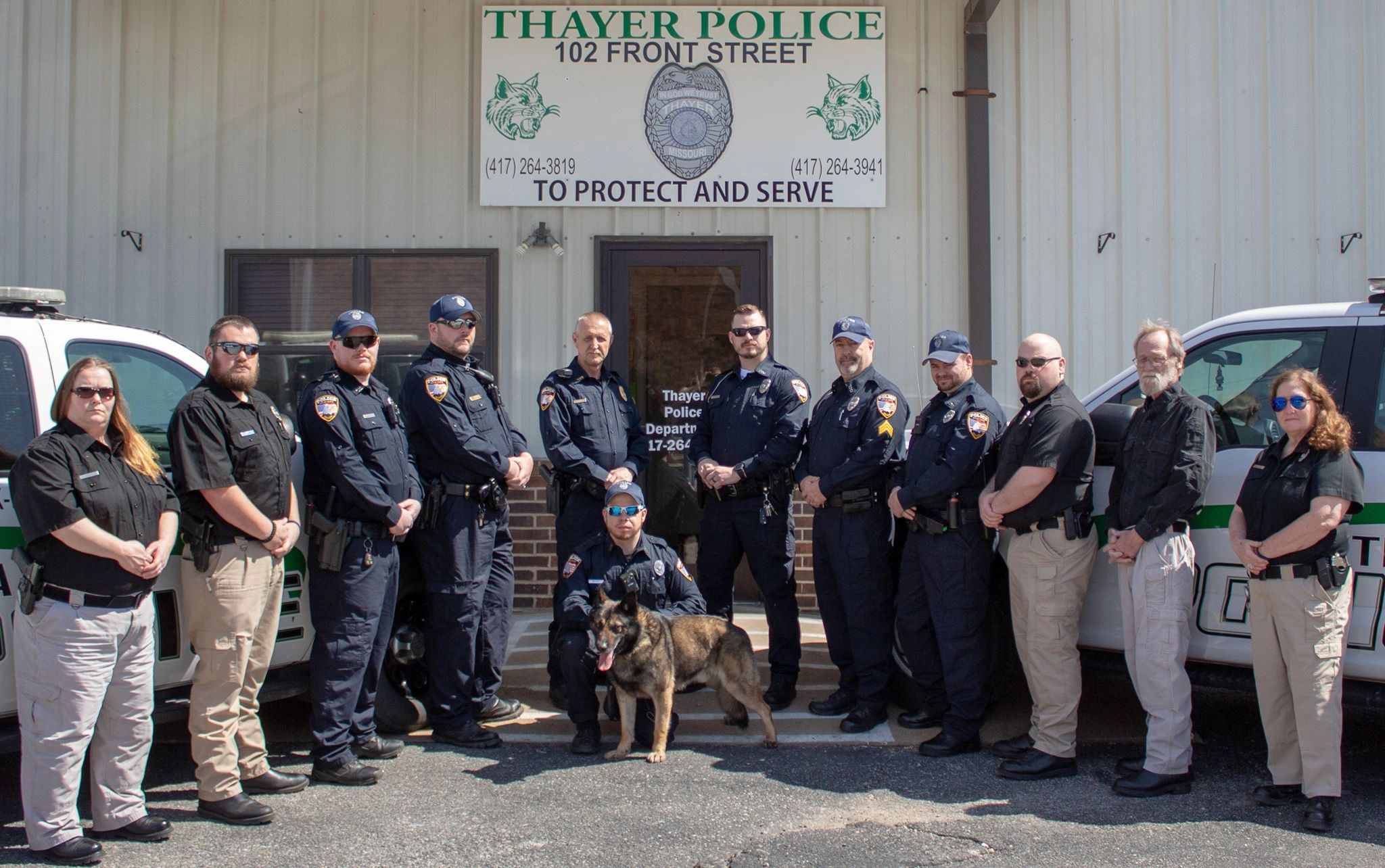 Press Releases Thayer Police Department