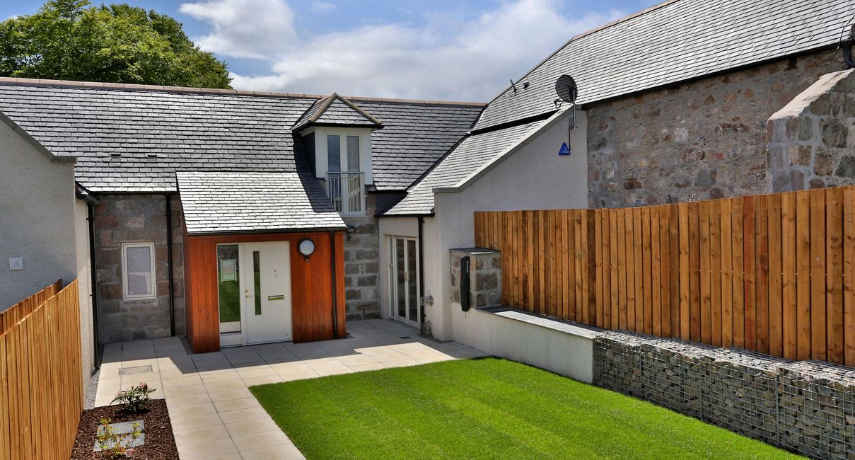 3 Newpark Steading 3 bedroom house for rent in Aberdeen