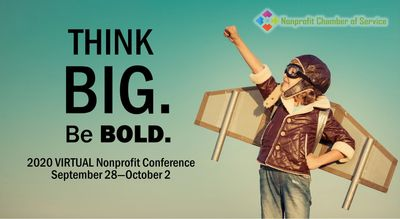 Think Big. Be Bold. 2020 Nonprofit Conference