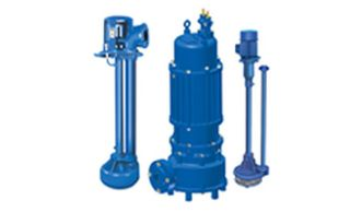 Hydrotec Solutions Sewage Pumps