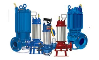 Hydrotec Solutions Waste water Pumps