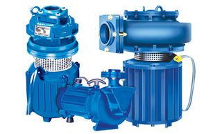 Hydrotec Solutions Clear Water Pumps