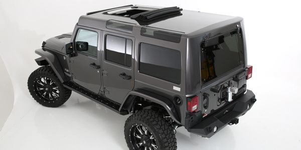 Jeep Fastback One Sun Roof