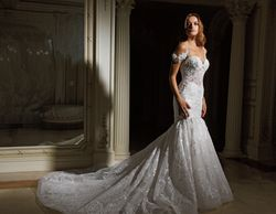amalia carrara, eve of milady, bridal gown, wedding gown, boutique, couture
